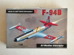 Thumbnail 1598 F-94B NIGHT FIGHTER