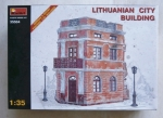 Thumbnail 35504 LITHUANIAN CITY BUILDING