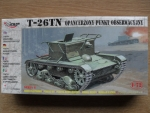 Thumbnail 72606 T-26TN ARMOURED OBSERVATION POST
