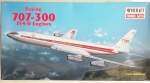 Thumbnail 14454 BOEING 707-300 JT4-D ENGINES TWA