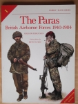 Thumbnail 001. THE PARAS - BRITISH AIRBORNE FORCES 1940-1984
