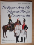 Thumbnail 189. RUSSIAN ARMY OF THE NAPOLEONIC WARS  2  CAVALRY 1799-1814
