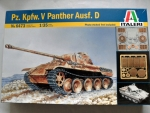 Thumbnail 6473 Pz.Kpfw V PANTHER Ausf.D WITH ETCH