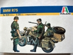 Thumbnail 315 BMW R75 WITH SIDECAR