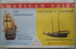 Thumbnail 03303 USS CONSTITUTION /THEBAUD ODD SCALE