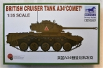 Thumbnail 35010SP BRITISH CRUISER TANK A34 COMET