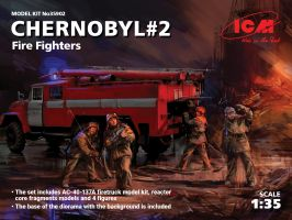 Thumbnail 35902 CHERNOBYL  2 FIRE FIGHTERS