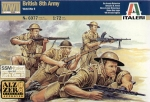 Thumbnail 6077 WWII BRITISH 8th ARMY