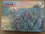 Thumbnail 7203 WWI GERMAN INFANTRY WITH TANK CREW