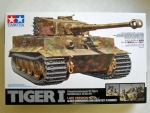 Thumbnail 25109 TIGER I LATE VERSION WITH COMMANDER   CREW