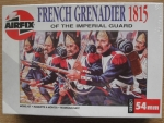 Thumbnail 01553 FRENCH GRENADIER OF THE IMPERIAL GUARD 1815