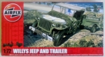 Thumbnail 01322 WILLYS JEEP   TRAILER