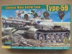 Thumbnail 72143 CHINESE MBT TYPE 59
