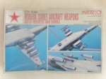 Thumbnail 2506 MODERN SOVIET AIRCRAFT WEAPONS SET 3 ROCKETS   BOMBS