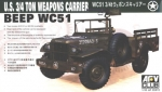 Thumbnail 35S15 BEEP WC51 U.S. 3/4 TON WEAPONS CARRIER