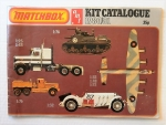 Thumbnail MATCHBOX AMT 1980/81 KIT CATALOGUE