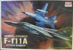 Thumbnail 1647 GENERAL DYNAMICS F-111A ATTACK BOMBER