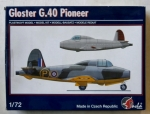 Thumbnail 72055 GLOSTER G.40 PIONEER