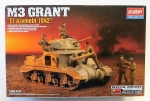 Thumbnail 13228 M3 GRANT EL ALAMEIN WITH FIGURES