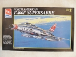 Thumbnail 8892 NORTH AMERICAN F-100F SUPER SABRE
