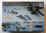 Thumbnail X48-9 LUFTWAFFE PILOT FIGURES   EQUIPMENTS SET WWII