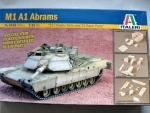 Thumbnail 6438 M1A1 ABRAMS WITH RESIN