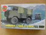 Thumbnail 02331 LAND ROVER 1 TONNE FC TRUCK G.S. BODY