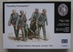Thumbnail 3541 CASUALTY EVACUATION GERMAN INFANTRY STALINGRAD SUMMER 1942