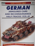 Thumbnail 029. GERMAN ARMOURED CARS   RECONNAISSANCE HALF TRACKS 1939-1945