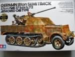 Thumbnail 35144 8t HALF TRACK WITH 3.7 cm FLAK 37 Sd.Kfz 7/2