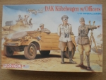 Thumbnail 9042 DAK KUBELWAGEN WITH OFFICERS
