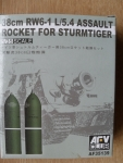 Thumbnail 35139 38cm RW6-1 L/5.4 ASSAULT ROCKET FOR STURMTIGER