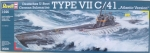 Thumbnail 05100 U-BOAT TYPE VIIC/41 ATLANTIC