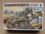 Thumbnail 411 KETTENKRAD Sd.Kfz 2 WITH 37mm GUN
