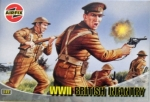 Thumbnail 01762 WWII BRITISH INFANTRY