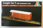 Thumbnail 8703 FREIGHT CAR F WITH BRAKEMANS CAB