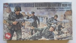 Thumbnail 03582 GERMAN INFANTRY 1939-45  6 FIGURES