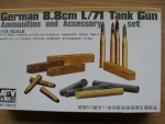 Thumbnail 35072 GERMAN 88mm AMMUNITION