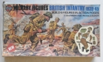 Thumbnail 04585 BRITISH INFANTRY EUROPE  6 FIGURES
