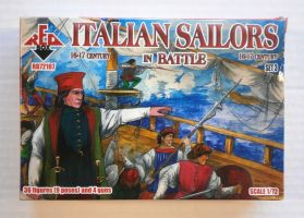 Thumbnail 72107 ITALIAN SAILORS 16-17 CENTURY SET 3
