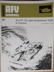 Thumbnail 65. THE PT-76 LIGHT AMPHIBIOUS TANK   VARIANTS