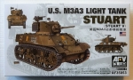 Thumbnail 35053 M3A3 STUART LIGHT TANK
