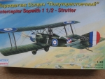 Thumbnail 72157 SOPWITH 1 AND HALF STRUTTER INTERCEPTOR