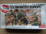 Thumbnail 04586 MULTIPOSE US INFANTRY EUROPE 12 FIGURES