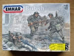 Thumbnail 3501 WWI BRITISH INFANTRY