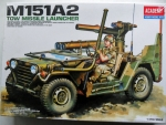 Thumbnail 13406 M151A2 TOW MISSILE LAUNCHER