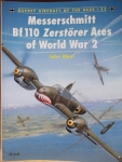 Thumbnail 025. MESSERSCHMITT Bf 110 ZERSTORER ACES OF WORLD WAR 2