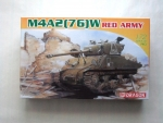 Thumbnail 7275 M4A2 76 W RED ARMY