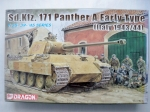 Thumbnail 6160 Sd.Kfz. 171 PANTHER A EARLY TYPE ITALY 1943
