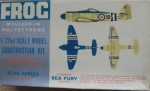 Thumbnail 154P HAWKER SEA FURY